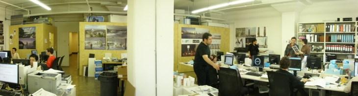 ОМА-гийн New York-даx  Оффисийн зураг